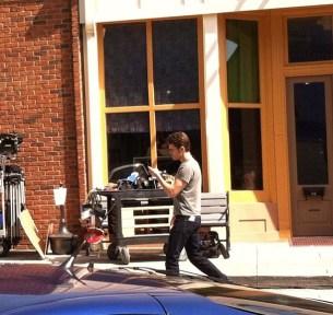 tvd 4x08 Behind The Scenes - Paul