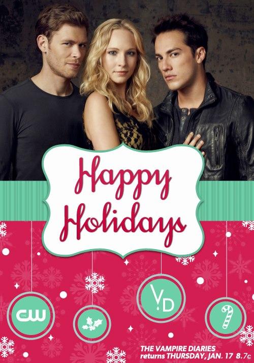 tvd happy holidays