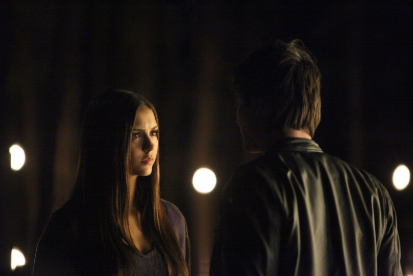 TVD 4x11 Catch Me if you Can - Elena et Damon