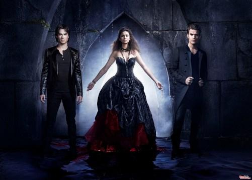 Damon Elena & Stefan - TVDpromoS4