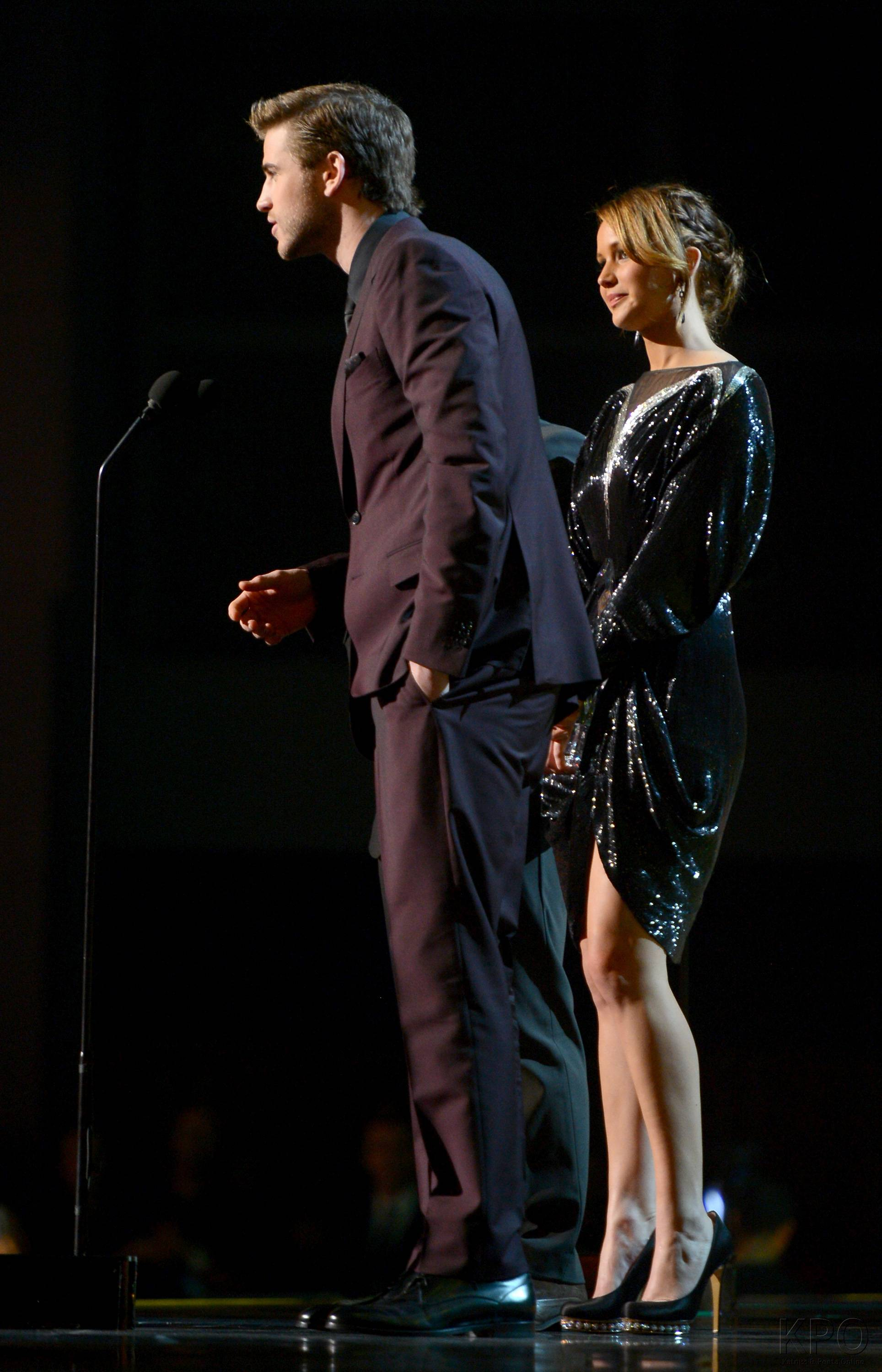 Hunger Games Cast - PCA -2013 -Nominations- 018