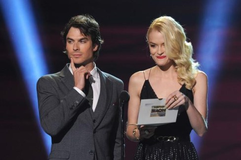 Ian Somerhalder - Critic Choice Movie Awards - on scene