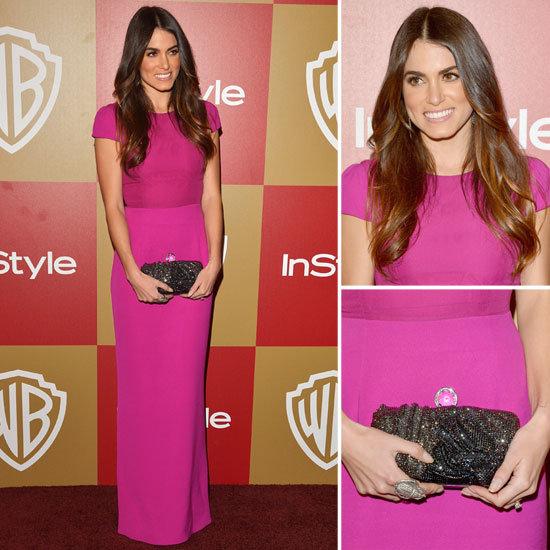 Nikki-Reed-at-Golden-Globes-Party 2013
