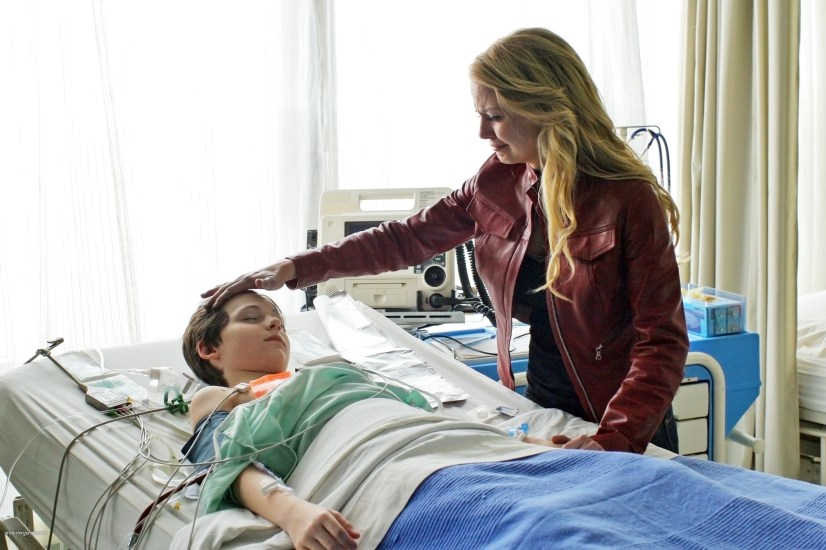 Once Upon A Time Saison 1 Episode 22 - Le véritable amour 006