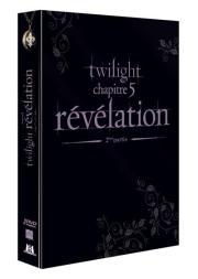 Twilight chapitre 5 Révélation 2eme partie - DVD collector