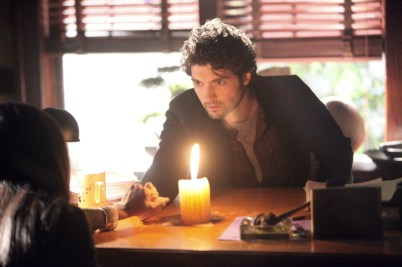 TVD 4x11 Catch Me if you Can - Bonnie et Shane