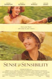 Affiche anglais Raison & Sentiments