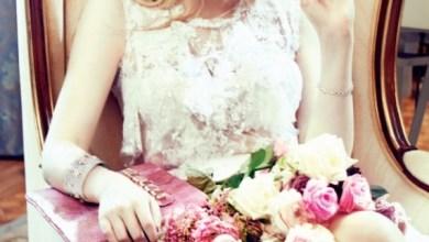 Photo de Dakota & Elle Fanning posent pour le Vogue Coréen