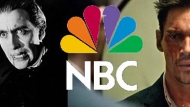 Photo de La nouvelle série Dracula sur NBC….