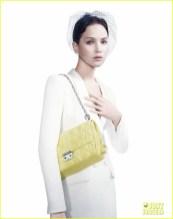 Jennifer Lawrence La Campagne de Miss Dior- 03