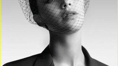Photo de Jennifer Lawrence, La Nouvelle Égérie de Dior – Les Photos de La Campagne Dior Révélées !