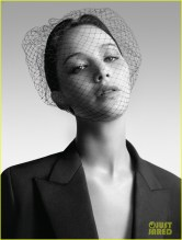 Jennifer Lawrence La Campagne de Miss Dior- 04
