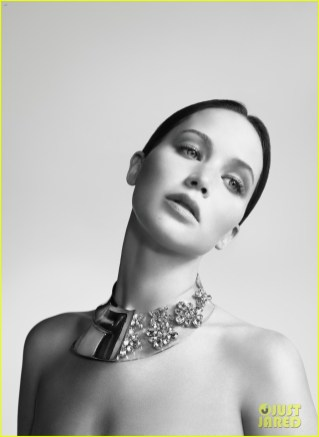 Jennifer Lawrence La Campagne de Miss Dior- 06