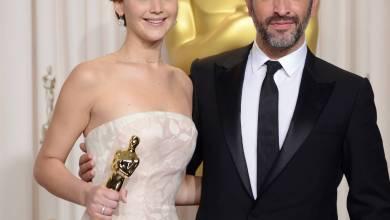 Photo de Le Sacre de Jennifer Lawrence !