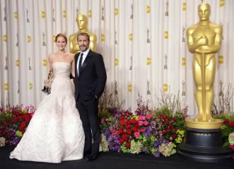 Jennifer Lawrence - L'Après Oscar - La Press Room 006