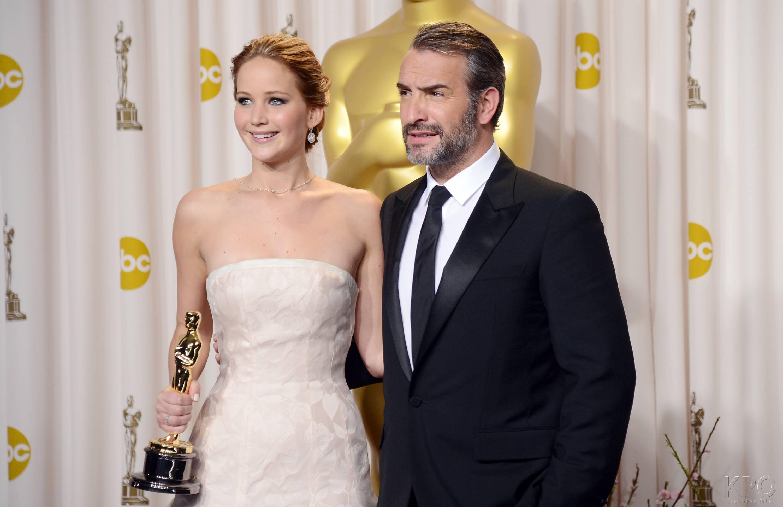 Jennifer Lawrence - L'Après Oscar - La Press Room 014