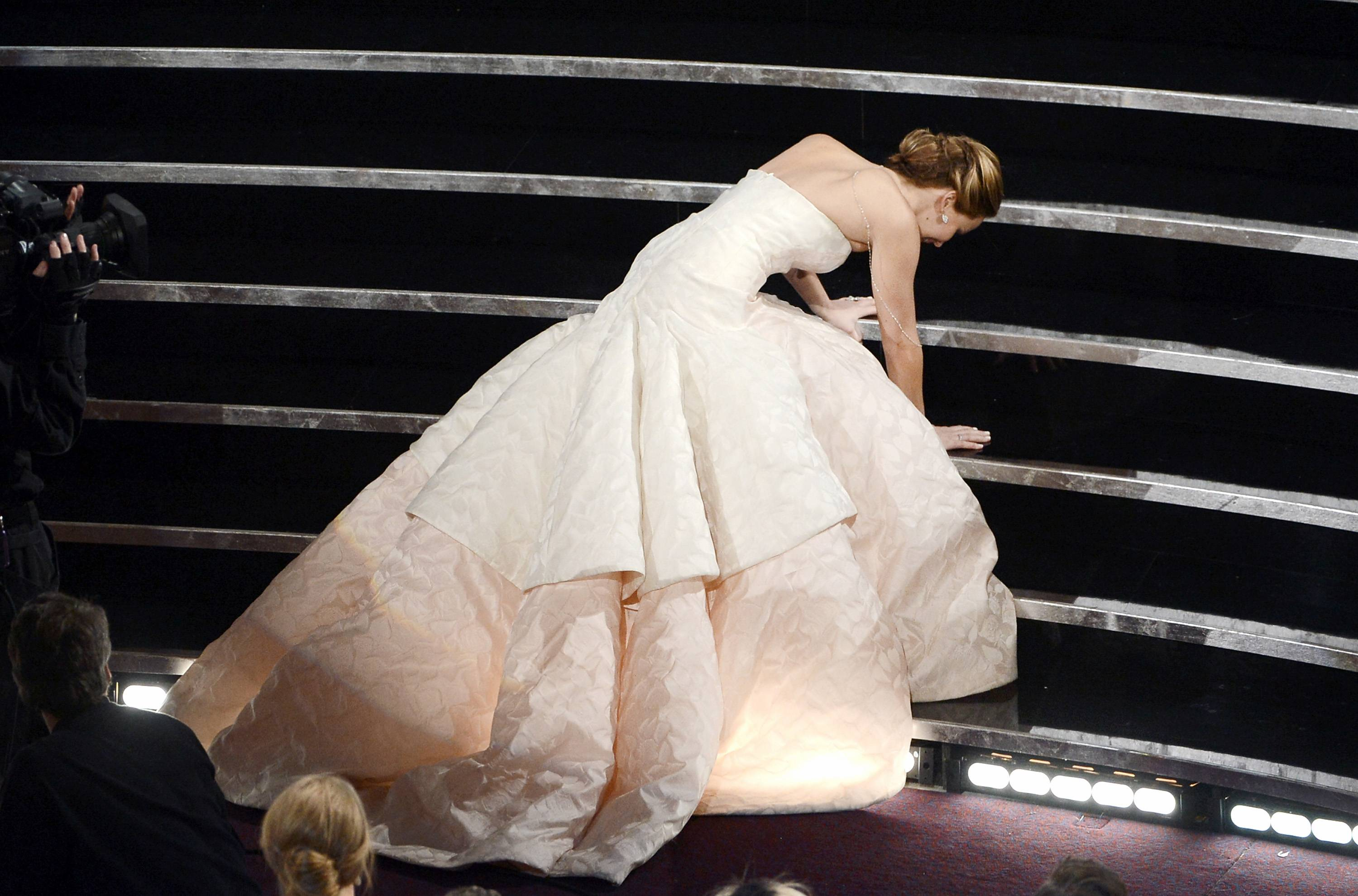 Jennifer Lawrence - Meilleure Actrice Pour Hapiness Therapy 007