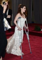 Kristen Stewart à la 85eme cérémonie des Oscars - Le Red Carpet 003