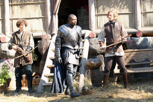 Once Upon A Time Saison 2 – Fiche Episode N°3 - Lady Of The Lake 016