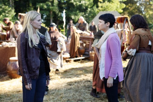 Once Upon A Time Saison 2 – Fiche Episode N°3 - Lady Of The Lake 021