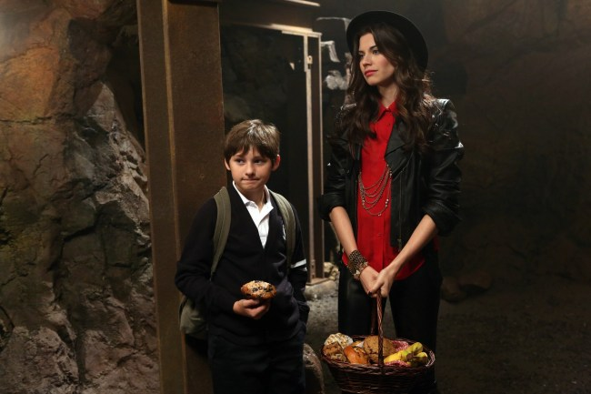 Once Upon A Time Saison 2 - Fiche Episode N°4 - The Crocodile - 0007