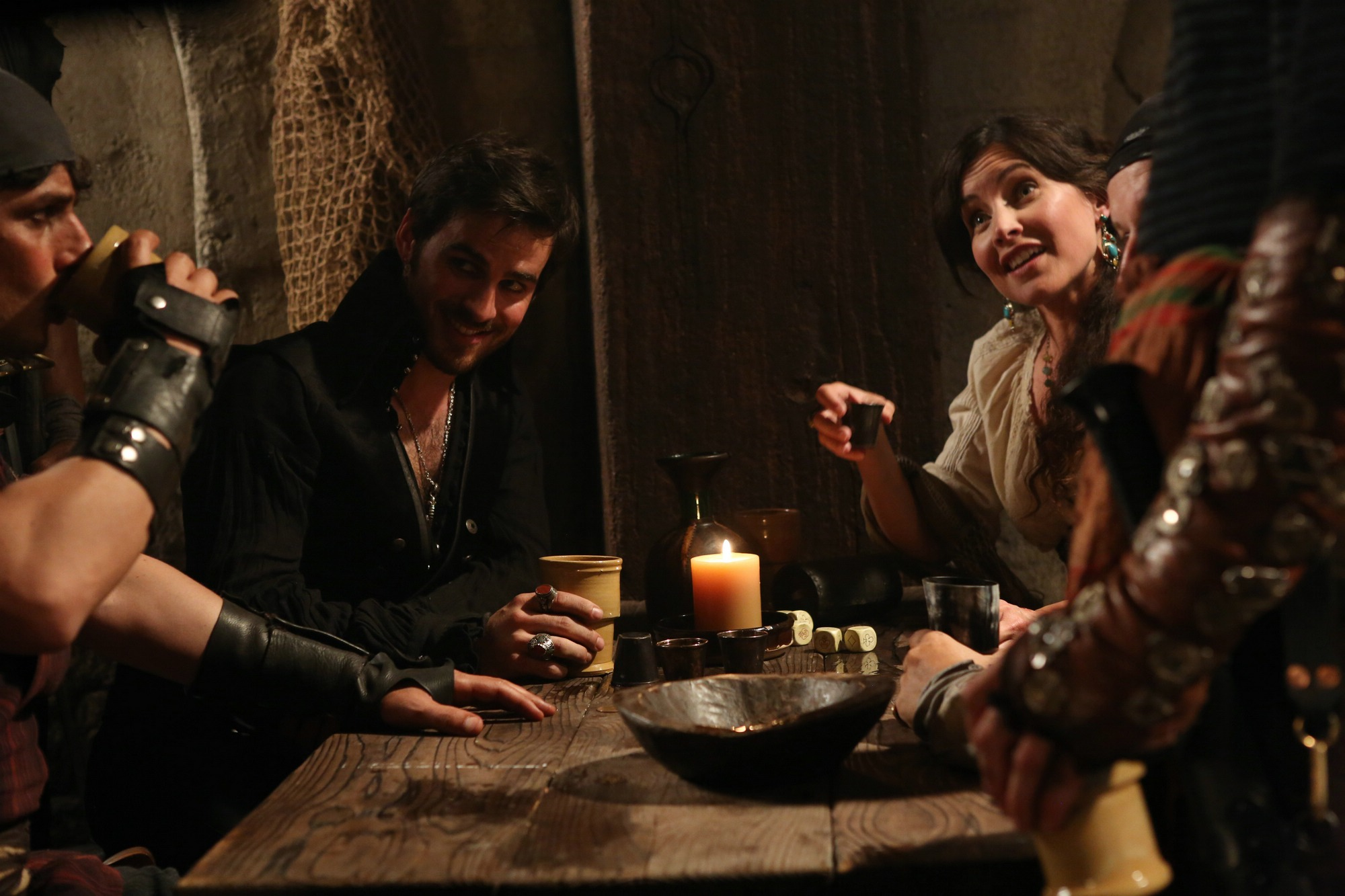 Once Upon A Time Saison 2 - Fiche Episode N°4 - The Crocodile - 0008