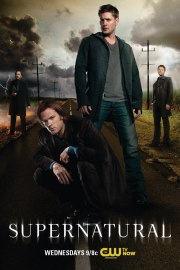 supernatural poster season8