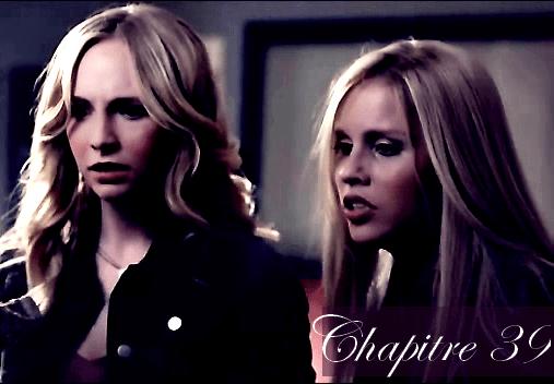 Caroline et Rebekah