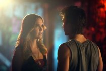 TVD 4x17 Because the Night - Damon&Lexi