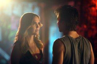 TVD 4x17 Because the Night - Damon&Lexi