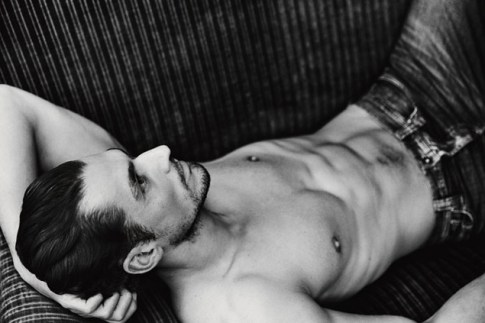 David Gandy Photoshoot NB Pour SModa ©Damon Baker 2013 - 005