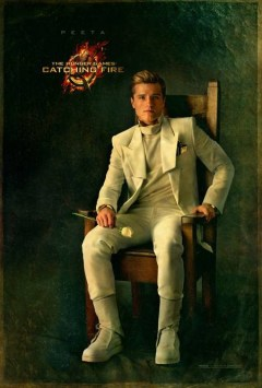 Hunger Games 2 - Catching Fire - L'Embrasement - Les Portraits 001