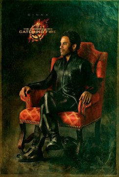 Hunger Games - Catching Fire - Portrait - 001