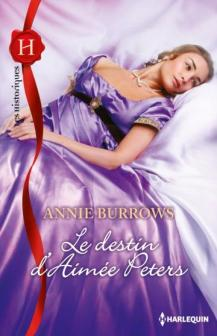Le destin D'Aimee Peters de Annie Burrows