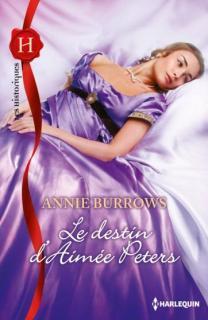 Le destin D'Aimee Peters de Annie Burrows