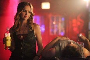 TVD 4x17 Because the Night - Lexi