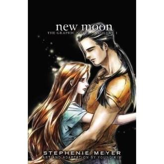 New Moon - Roman Graphique - 001