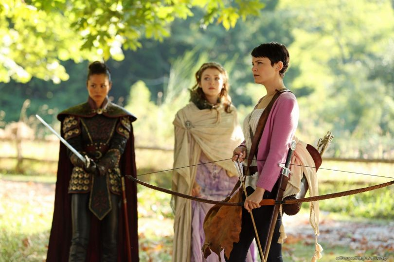 Once Upon A Time Saison 2 - Fiche Episode N°5 - The Doctor 01