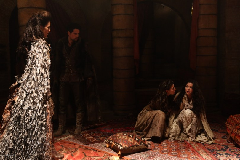 Once Upon A Time Saison 2 - Fiche Episode N°7 - Child Of The Moon - Les Enfants de la Lune 004