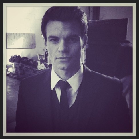 The Originals - Elijah - 1er jour de production