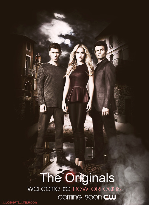 the originals poster fanmade