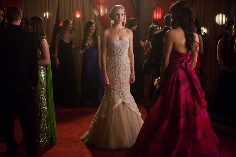 TVD 4x19 Pictures of You - Caroline