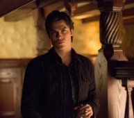 TVD 4x16 Bring it On - Damon