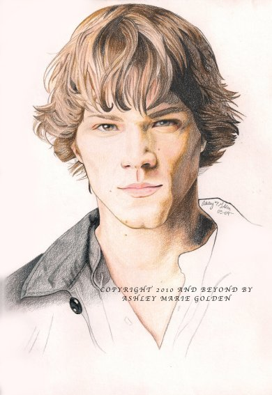 Jared_Padalecki_Portrait_New_by_Ashlbee