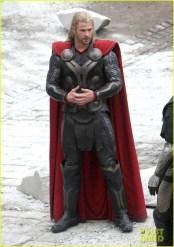 "Chris Hemsworth Films ""Thor: The Dark World"""