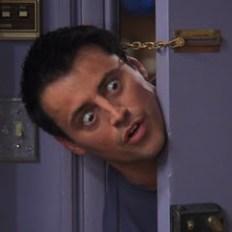 Joey dans Friends