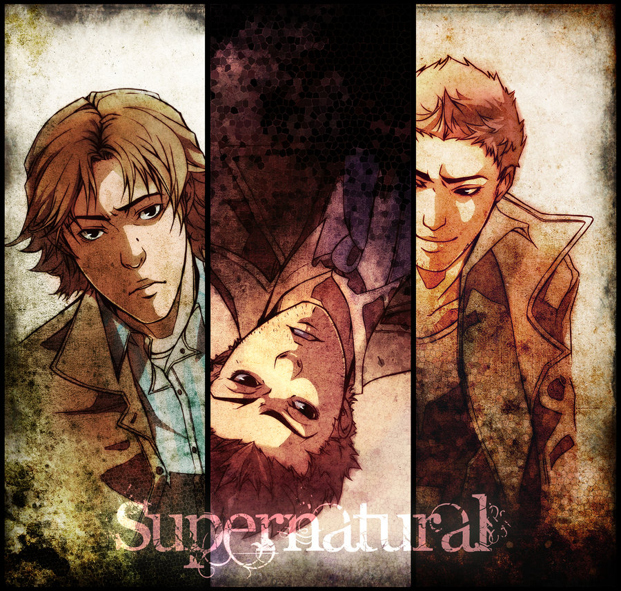 Mardi, C'est Fanart #20 Spécial Supernatural
