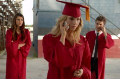 TVD 4x23 - Graduation - Elena, Caroline & Stefan