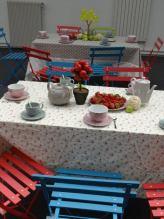 Tea-Time Milady Romance
