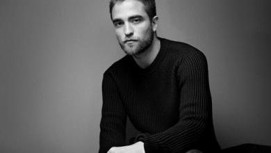 Photo de Robert Pattinson Pour Dior, Nouvelle Photo